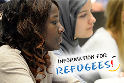 Information for refugees