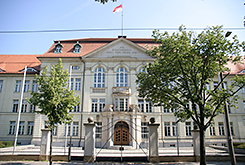 State Chancellery of the Federal State of Brandenburg