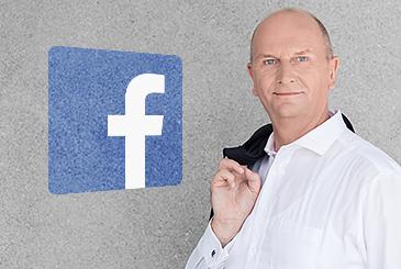 Facebook-Profil von Dr. Dietmar Woidke